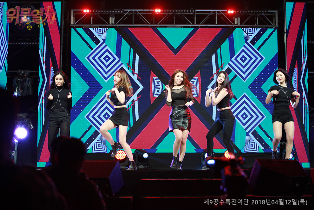 [Performance Photos] 20180412 KFN K-Forces Special Show Concerts/Consolation Train