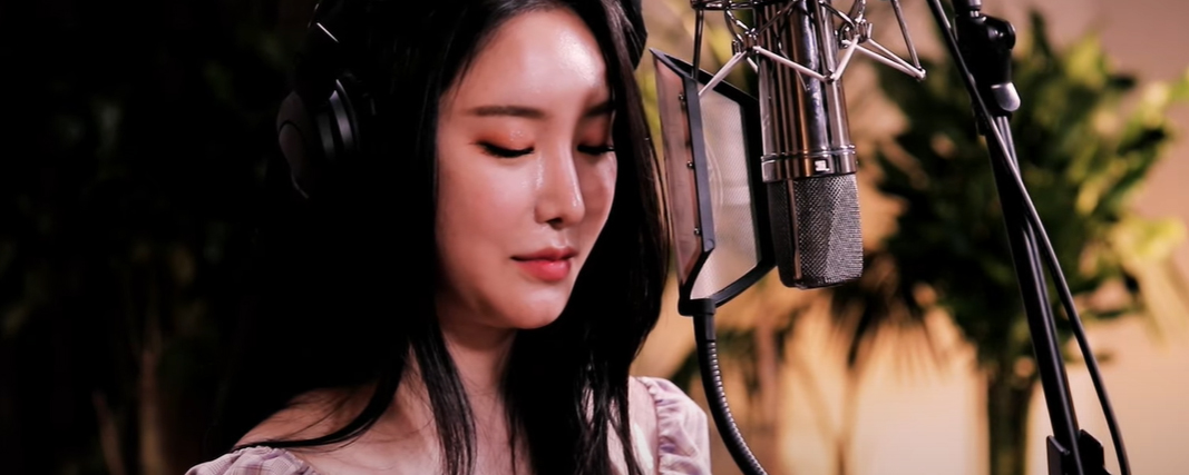 [Video] Minyoung Participating in the SBS HopeTV 2021 Song of Hope