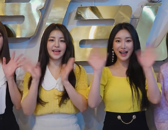 Brave Girls have opened their official YouTube channel!
